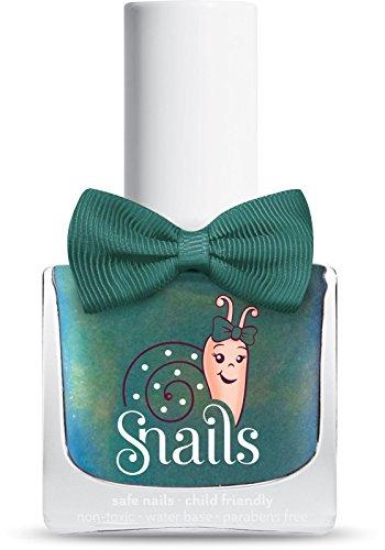 Snails Kinder Nagellack viele Farben abwaschbar mit Wasser und Seife  (Aurora) -