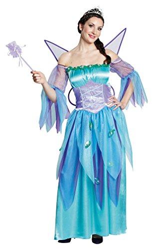 ,Karneval Klamotten' Kostüm Waldfee Frühling Dame Kostüm Karneval Märchen Damenkostüm Größe 42