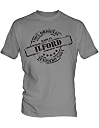 Made In Ilford - Mens T-Shirt T Shirt Tee Top