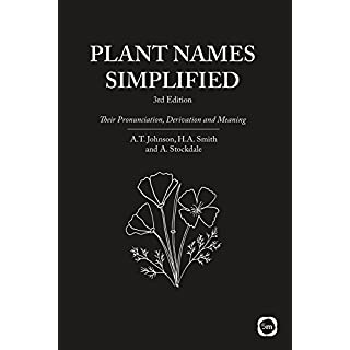 Plant Names Simplified: Their Pronunciation, Derivation and Meaning