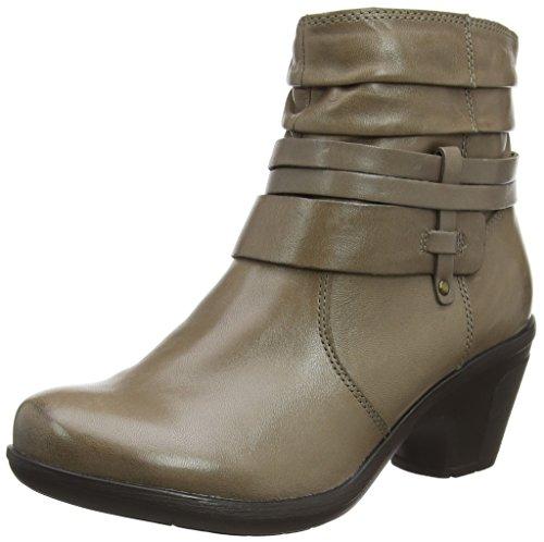 Hotter Women Danville Ankle Boots, Beige (Truffle), 4 UK 37 EU