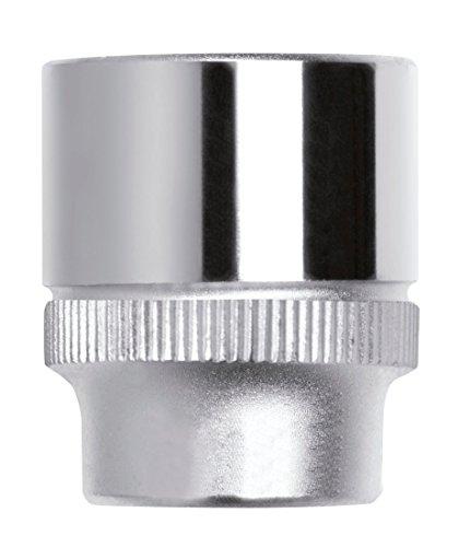 "GEDORE red Steckschlüsseleinsatz 3/8"" 6-kant, metrisch, kurz Schlüsselweite 18 mm"