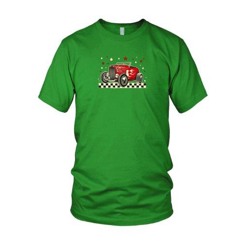 US Car - Herren T-Shirt Grün