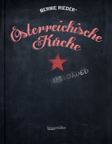 Buchseite und Rezensionen zu 'Österreichische Küche' von Bernie Rieder