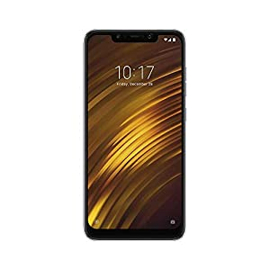 Xiaomi Pocophone F1 6 / 128Gb Blue Free [imported version]