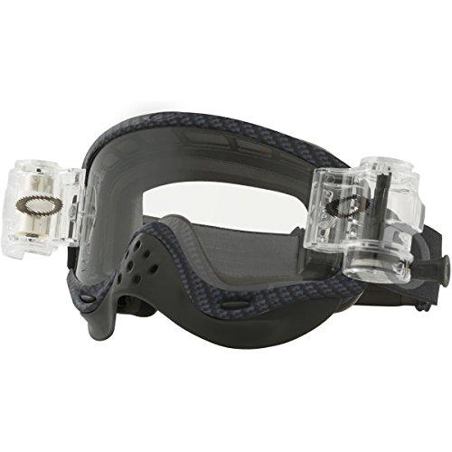Oakley Mx Brille O-Frame True Carbon Fiber-Clear (One Size , Schwarz)