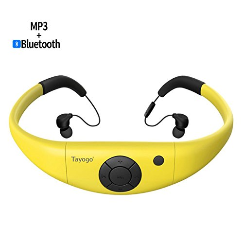 Tayogo MP3 Auriculares Sumergibles 8GB IPX8