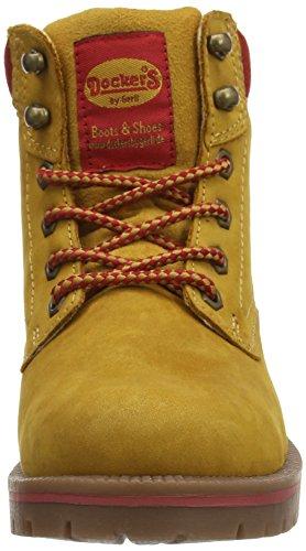 Dockers 35AA202, Stivali donna Beige (Beige (golden tan 910))
