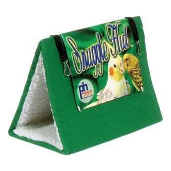 Snuggle Hut Cloth Bird Bed - Large 10