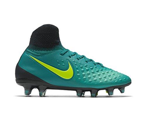 Nike 844410-375, Chaussures de Football Mixte Adulte Bleu