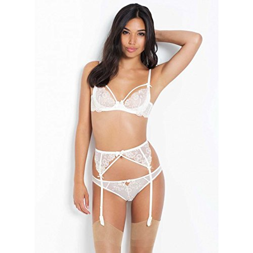 L'Agent by Agent Provocateur - Lusina - Bügel-BH - Ivory, Größe 75D, Farbe Ivory