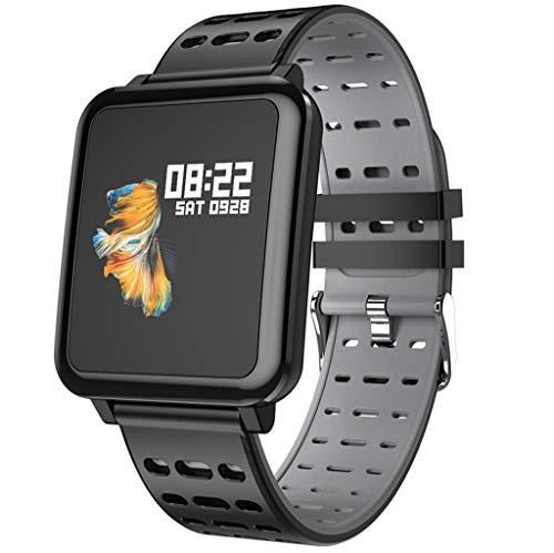 UINGKID smartwatch Armband Armbanduhr Fitness T2 Smart Watch Sport Tracker Herzfrequenz Blutdrucküberwachung Uhr