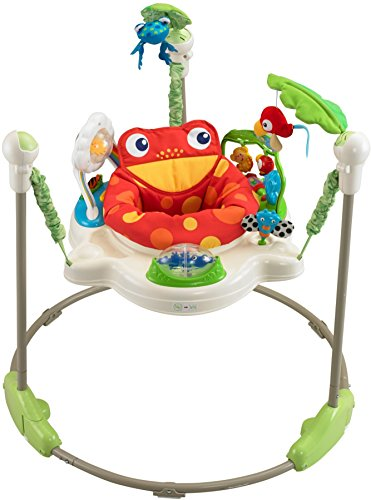 Fisher-Price Saltador animalitos de la selva, para...