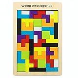 bescita Holzspielzeug Gehirn Spiel Tetris Puzzle Spielzeug Kinder Spielzeug Kinder Geschenk