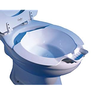 NRS Healthcare Personal Washing Bidet Bowl Toileting Aid F18487 - Portable (Eligible for VAT Relief in The UK)