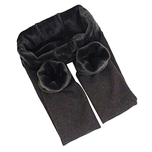 Yodensity Winter Mädchen Leggins Thermoleggings Baumwolle Warm Dick Kinder Hosen