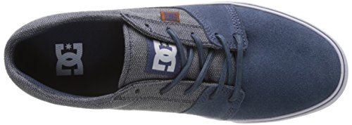 DC Shoes Tonik Se, Baskets Basses homme Bleu (Vintage Indigo)