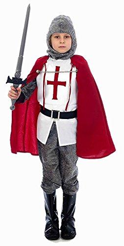 Verkleidung Kostüm Ritter für Kinder (6-8 ()