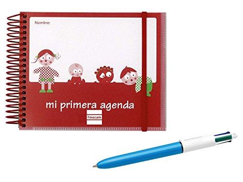 Finocam - Agenda infantil perpetua 0-3 años 1 día página 160 x...