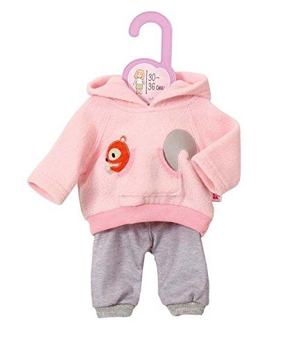 Preisvergleich Produktbild Zapf Creation 870105 - Dolly Moda Sport-Outfit, 30-36 cm, Rosa