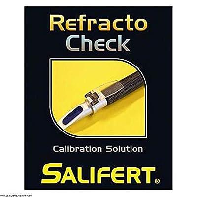 Salifert Refraktometer Check–100Kalibrierung–35ppt/1.026SG