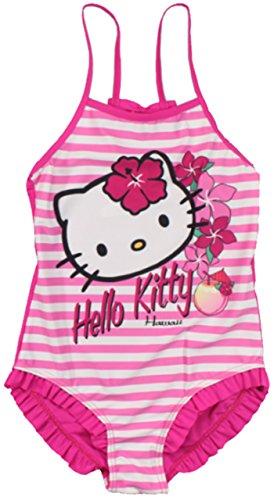 Hello kitty - costume da bagno - 1128/134 - pink/rosa