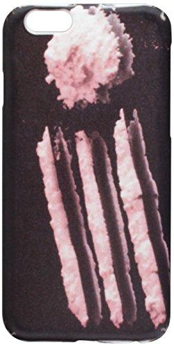 Schutzhülle für iPhone 6, Motiv Cocaine Drugs Heap and Lines still Life on a Dark Mirror (Handys Heap)