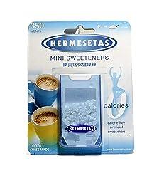 Hermesetas Mini Sweeteners Zero Calories, 350 Tablets