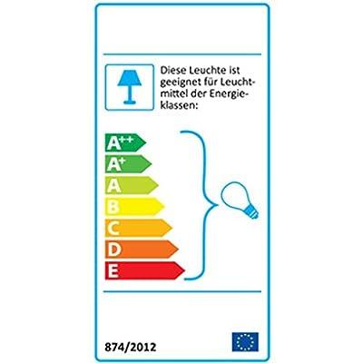 Wandleuchter Wandleuchten Wandlampe 230V E27 Fassung GLAS