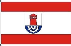 Flagge Fahne Autoflagge Rüningen - 30 x 45cm