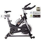 Die besten Fitness Indoor Cycle Bikes - AsVIVA Indoor Cycle Speedbike S14 Bluetooth | inkl Bewertungen