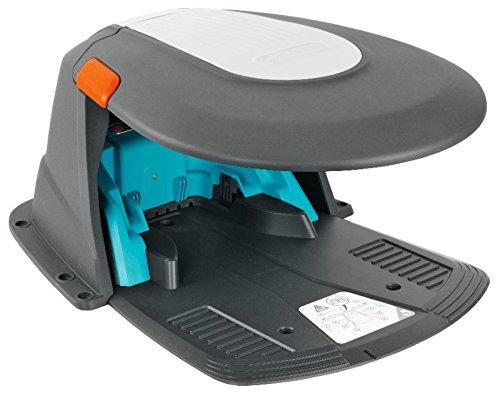 Gardena 04007 20 Rasenroboter Garage Test