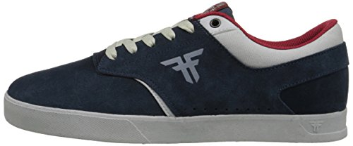 Scarpe Fallen: The Vibe SHoes Midnight Blue/Newsprint NV Blau