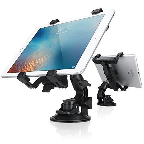 SOCU Universal KFZ Auto Tablet Halterung, Tablet halter Auto Saugnapf-Halterung Ständ