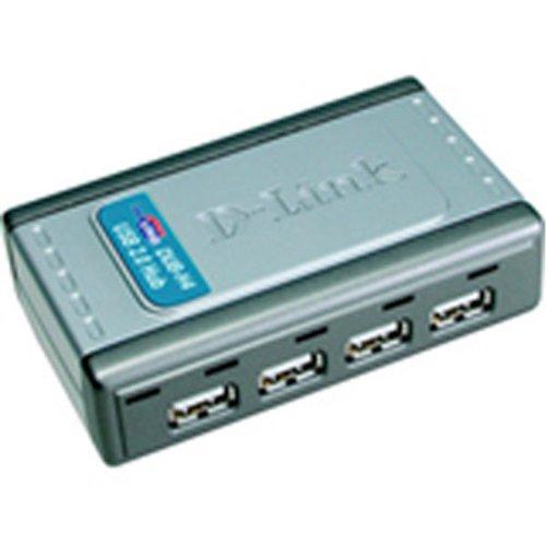 D-LINK DUB-H4 D-LINK DUB-H4 HUB 4 PORTE USB 2.0