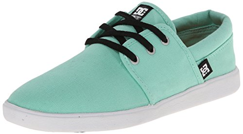 DC Shoes Haven J Shoe MNT, Sneakers Basses Femme Türkis (MINT- MNT)