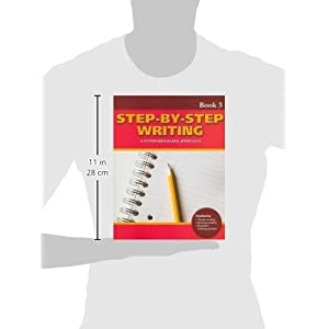 Step-by-step writing book. A standards-based appro