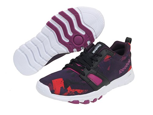 Reebok - Sublite train 3.0 noir l - Chaussures running Rouge