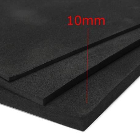 MYAMIA 200x200Mm ESD Antistatische Pin-Einlage Mit Hoher Dichte Schaum 3/5/10Mm-10Mm