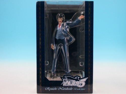 Ace Attorney 5 Narufudo Ryuichi PVC Abbildung E-Capcom (Ace Attorney 5)