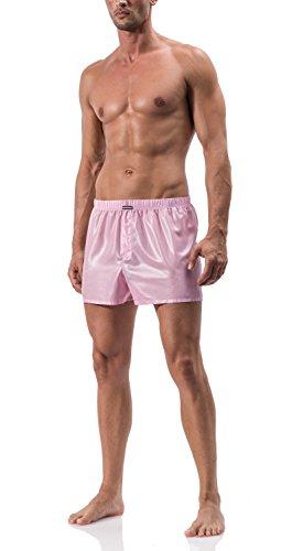 MANSTORE - M560 Wetlook Shorts Blush