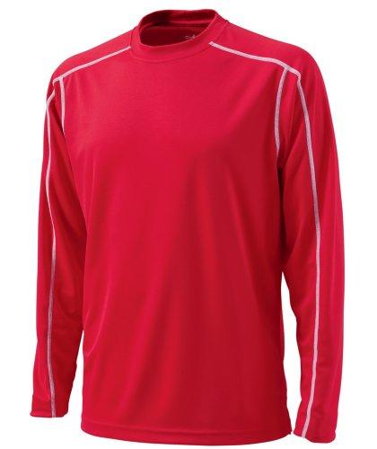 charles-river-prendas-de-vestir-de-hombre-contraste-costuras-camiseta-de-absorcion-de-humedad