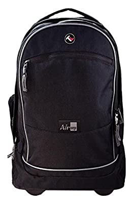 Tuff-Luv Cabin-Approved Air-We-Go Trolley Rucksack Bag - cheap UK light shop.