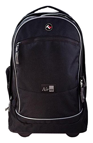 "Bolso aprobado para cabina avion ""Air-We-Go"" Trolley portatil / mochila / maleta"
