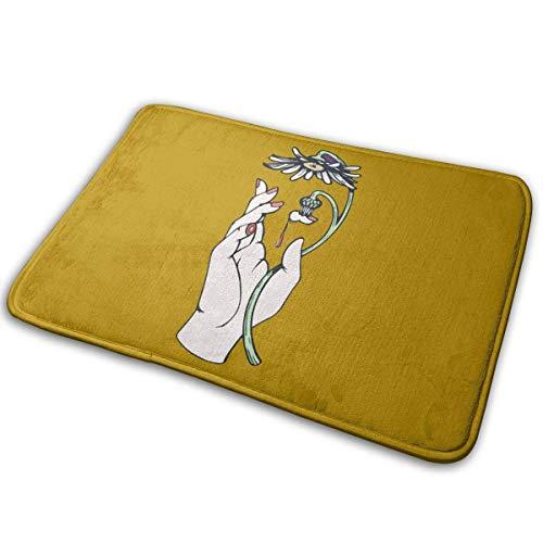 Linen Towels Pride D20 Bath Mat Non Slip Absorbent Super Cozy Velvet Bathroom Rug Carpet Bath Rugs -