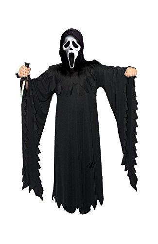 The Dragons Den Scream Scary Movie Kostüm Outfit und Maske Halloween Fancy Kleid