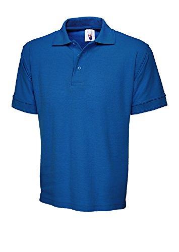 Uneek clothing -  Polo  - Uomo Royal