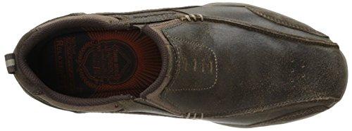 Skechers Usa Galven-Zode Slip-on Mocassins Brown Leather