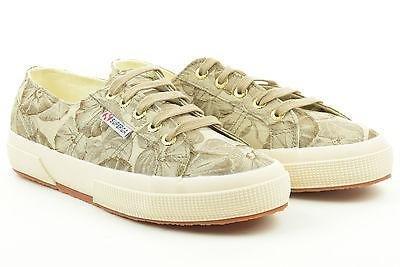 Superga 2750 Fabricw Vanity, Unisex Adults Low-Top Sneakers, Beige (Natural), 3.5 UK...