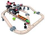 Hape 3756 Bergbau-Set, Eisenbahn